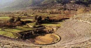 DODONE, sanctuaire où Zeus s'exprimait - L´Archéologue n°123