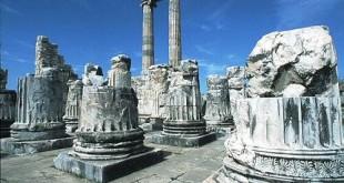 Temple d'Apollon à Didymes
