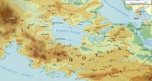 La Béotie (région de Thèbes)