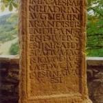 Epigraphie (4ème) : la pierre de Chagnon