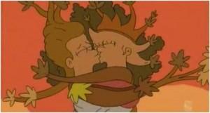 La mythologie dans les Simpsons : Pyrame et Thisbé