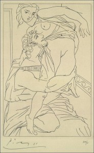 Théâtre antique : Picasso illustrateur de Lysistrata, d'Aristophane