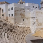 Le théâtre de Gadès / Cadix (Andalousie > Espagne)