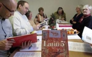 Ils se (re)mettent au latin pour le plaisir