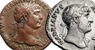 TRAJAN et HADRIEN (98-138), les deux empereurs espagnols : L'âge d'or de l'empire romain / l'apogée de la Pax romana