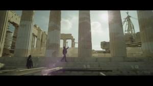 PROMAKHOS - Un film pour demander le retour des frises du Parthénon à Athènes
