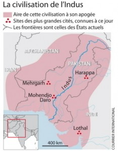 Les moussons perdues de l'Indus