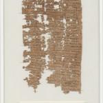 La lettre d'un soldat égyptien dans la légion romaine
