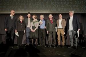 Suisse : Philippe Jaccottet et Paul Nizon, Grands prix de littérature