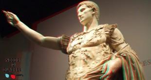 Moi Auguste, empereur de Rome 3D