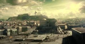 Top 5 des représentations de l'Athènes antique dans les films et à la TV