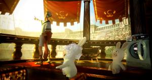(2013) Jules César et les lapins crétins