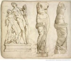 Voir Rome en 1575, le carnet de dessins d'un sculpteur reimois