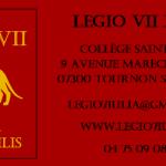 Retour vers l'empire romain : journées de reconstitution historique à Tournon