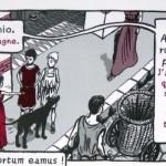 Ils font revivre Burdigala en dessins et en latin
