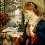 Ecrire une lettre d'amour en latin