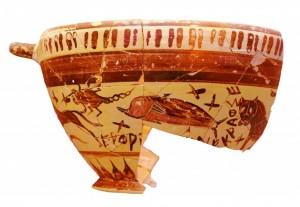 Les plus anciens dessins de constellations découverts en Grèce