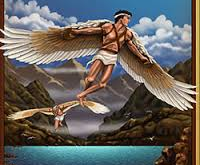 Narrator Fabularum - Daedalus et Icarus