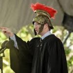 Latin Speaker Timothy Barry-Heffernan | Harvard Commencement 2014