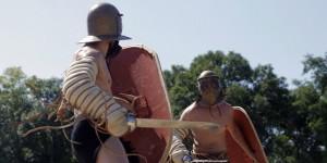 Les gladiateurs étaient principalement végétariens