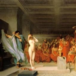 Le modèle grec de l'art français : 1815-1914