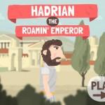 Hadrien, empereur voyageur : un très joli serious game (en anglais)
