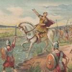 César VS Pompée: Alea jacta est!  (Suétone, Vie des douze Césars, XXXI-XXXII)