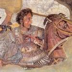 Lecture cursive : Alexandre le Grand
