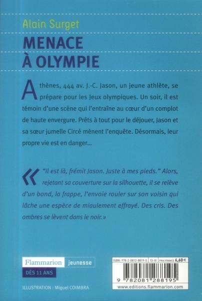 menace a olympie 2