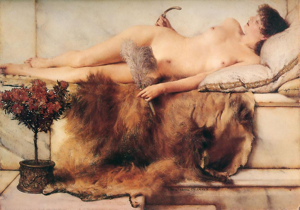 in-the-tepidarium-by-alma-tadema-1881