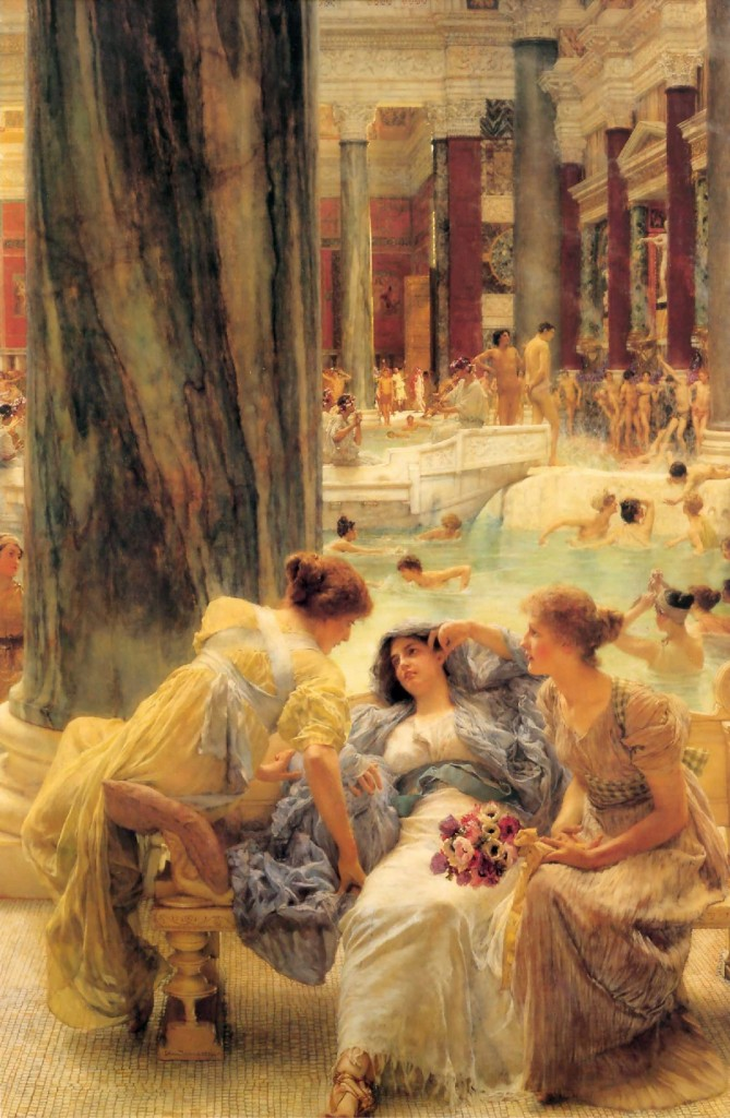 les-thermes-de-caracalla-1899-lawrence-alma-tadema
