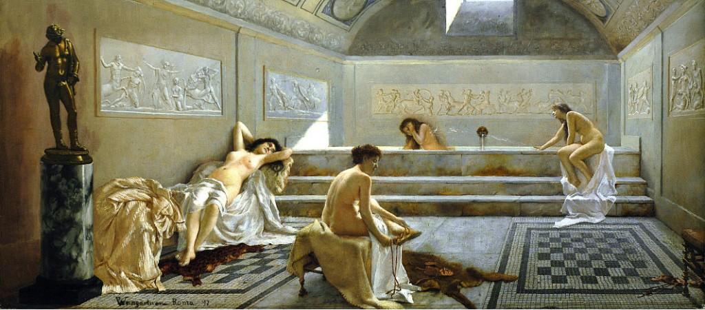 pompeianas-no-frigidarium-pintado-por-pedro-weingartner-1897