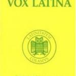 La revue Vox Latina
