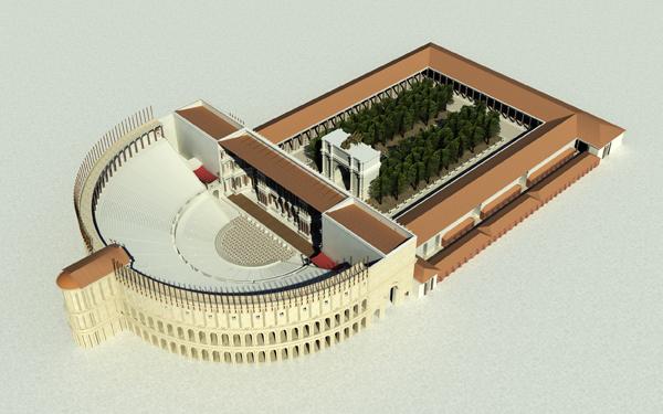 complexe pompeien