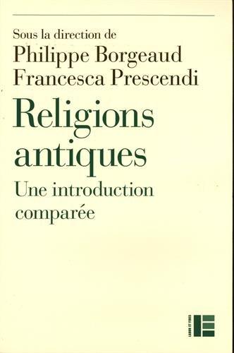 religions antiques comparées