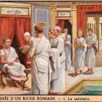 Lecture cursive : Patrons et Clients dans la Rome antique
