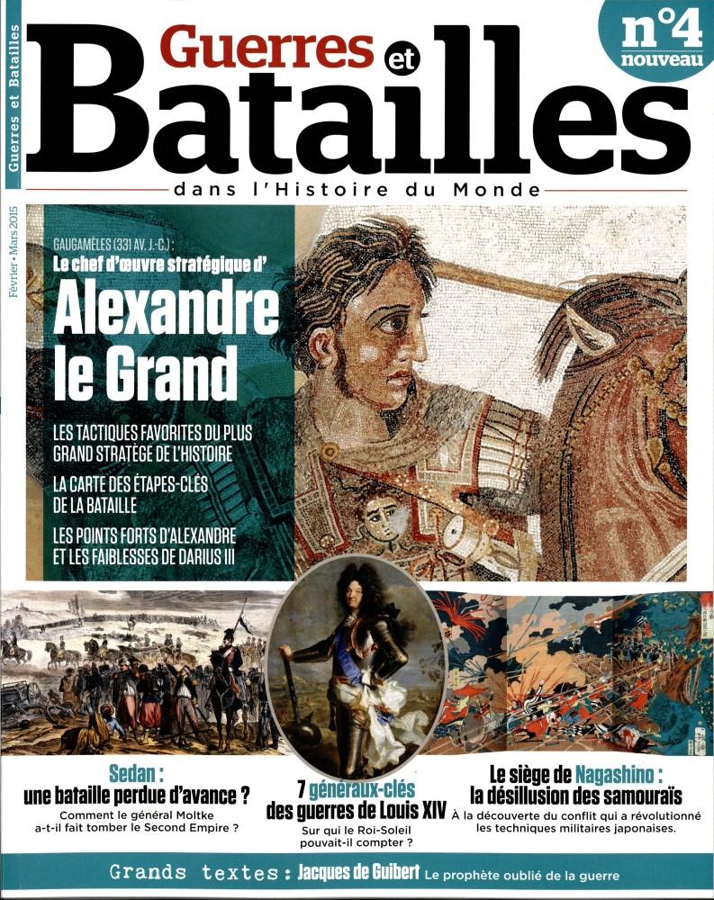 guerres batailles alexandre le grand