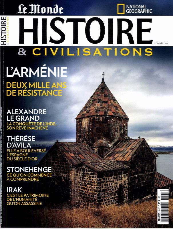 arménie alexandre le grans
