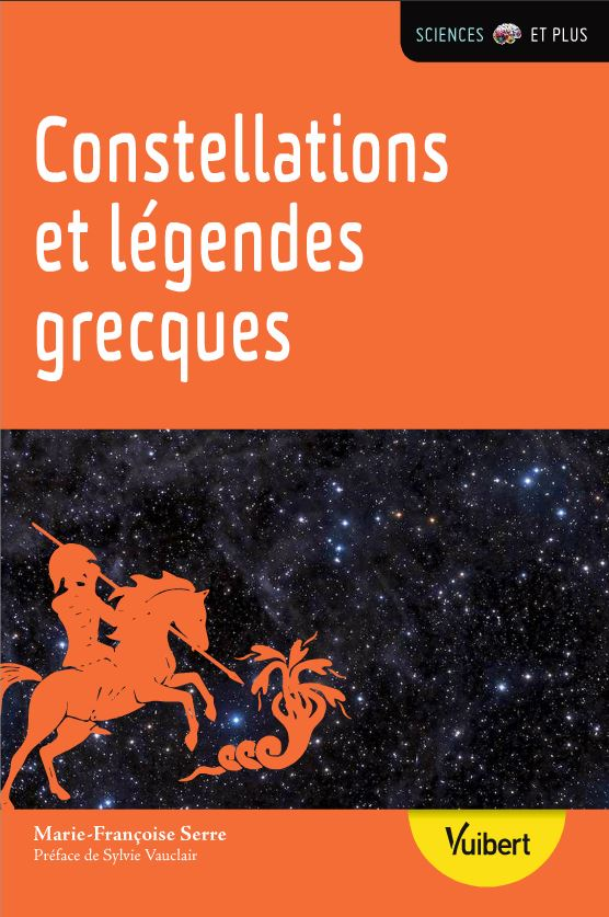 constellations et légendes grecques