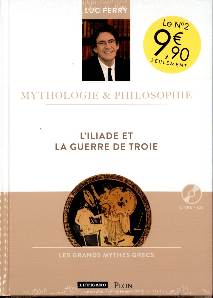 iliade mythologie philosophie
