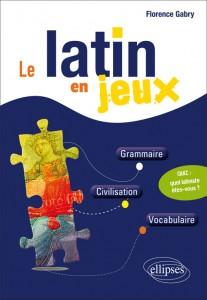 LIVRE-JEUX • Le latin en jeux