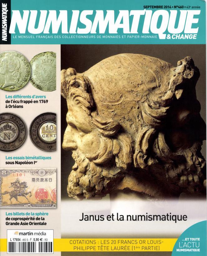 numismatique 460 janus