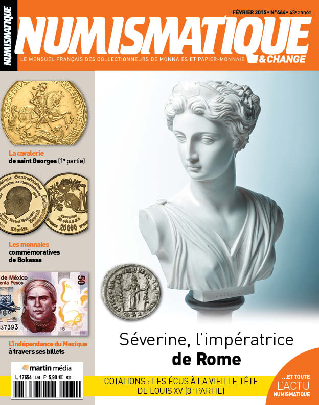 numismatique 464 séverine