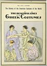 1926 : The beautiful lines of the Greek costumes, par Paul Louis de Giafferri