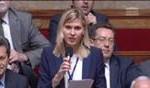 BFMTV / Une députée UMP critique le gouvernement en latin