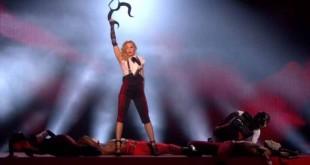 Antiquipop / Madonna et le minotaure