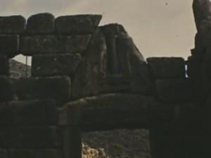 L'acropole filmée en couleurs, en 1939