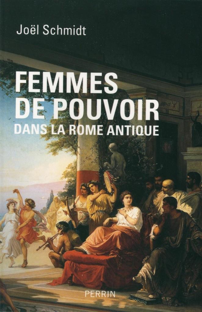 femmes pouvoir empire romain