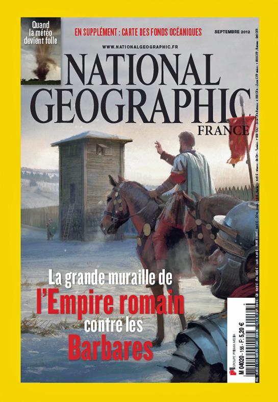 grande muraille empire romain barbares