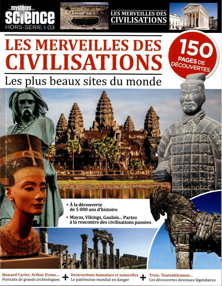 grands mystères civilisations